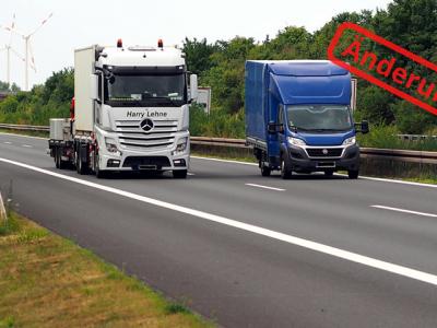 Dies kann der wichtigste Erfolg des Mobilitätspakets sein. Verwendung von leichten Transportfahrzeugen wird endlich durch das neue Recht geregelt sein.