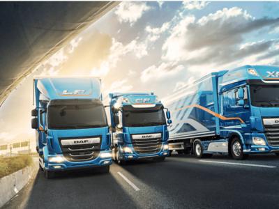 Europos sunkvežimių gamintojas siūlo naujausios kartos avarinio stabdymo asistentą