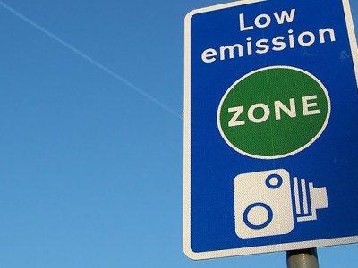 Дания ввела новые ограничения на движение в зонах с низким уровнем выбросов