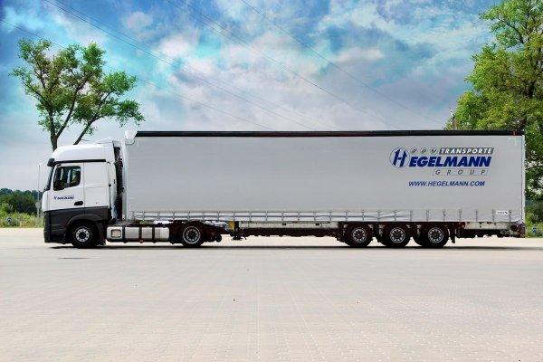 """""""Hegelmann transporte"""" pelnas pernai augo 24 proc. iki 8,3 mln. Eur"""