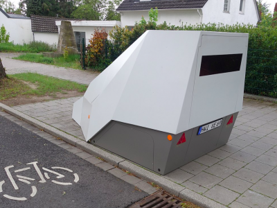 Radardetektorok Németországban. Jár-e bírság a birtoklásukért?