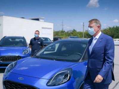 """Investiție Ford de 30 de milioane de dolari la uzina de la Craiova; uzina va produce Ford Puma – """"cea mai puternică şi tehnologizată maşină construită vreodată din România"""""""