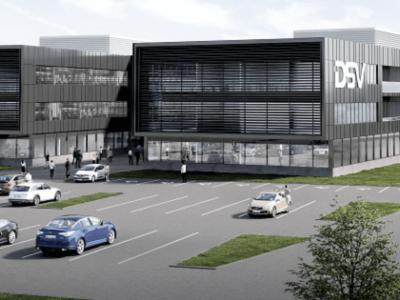Didžiulė DSV investicija. Tai turi būti didžiausias logistikos centras Europoje