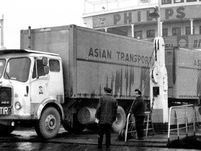 Historia transportu – odc. 119. O tym, gdzie kierowcy międzynarodowi napotykali największe trudności