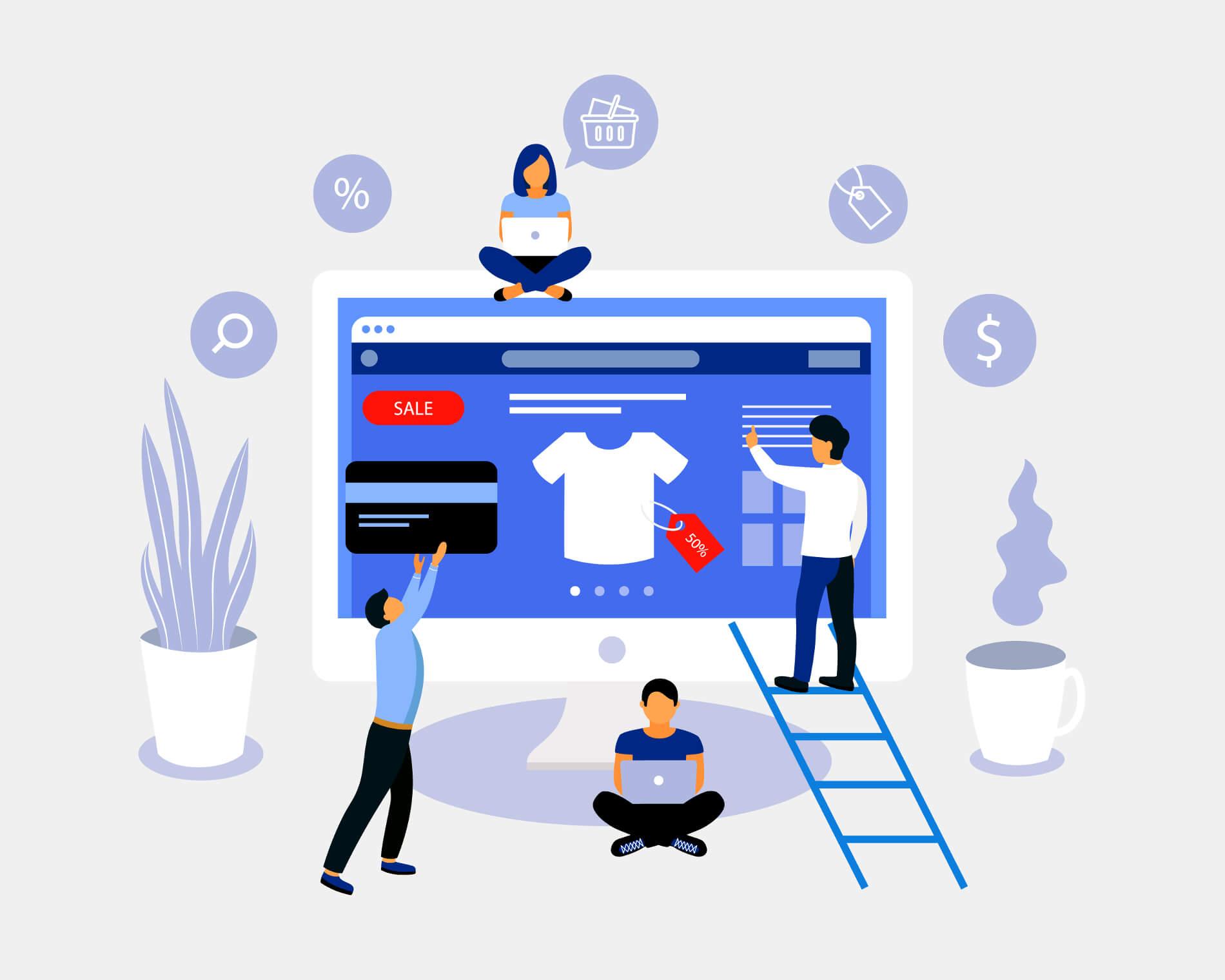 Dlaczego internetowi sprzedawcy pragną być niezależni od marketplaces? Wysokie prowizje operatorów to tylko jeden z powodów