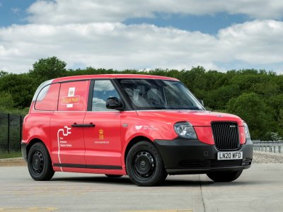 Mail me a cab! Royal Mail trials electric taxi van for parcel and letter deliveries