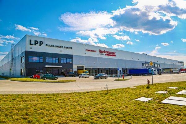 LPP uruchomiło nowy magazyn. Na początek obsłuży trzy kraje
