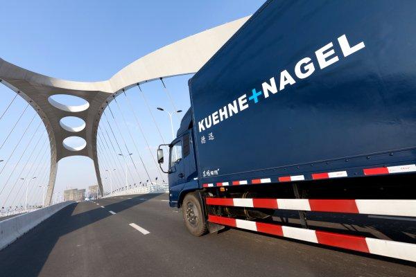 Der Logistik-Riese zeigte die Ergebnisse nach der ersten Jahreshälfte. Die Gewinne gingen zurück, ab