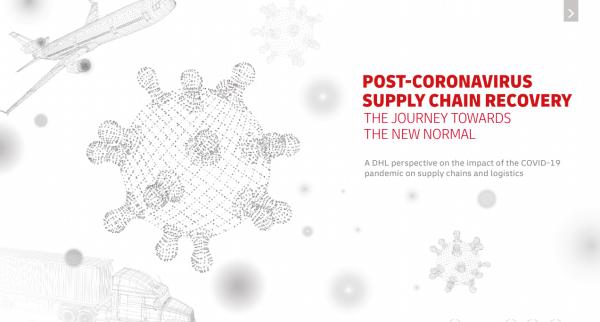 DHL-Studie: Lieferketten müssen sich an die neuen Bedingungen anpassen, damit sie sich von der Krise