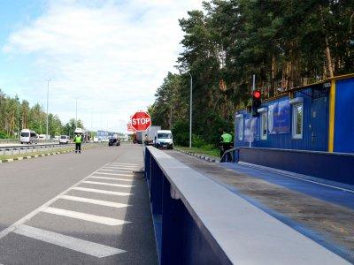 Успехи в борьбе с перегрузкой фур. В Украине в очередной раз оштрафовали нарушителей на 14 тыс. евро