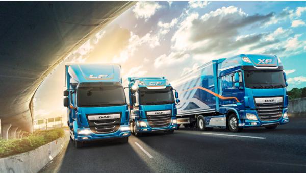 Europejski producent ciężarówek oferuje w standardzie asystenta awaryjnego hamowania najnowszej gene