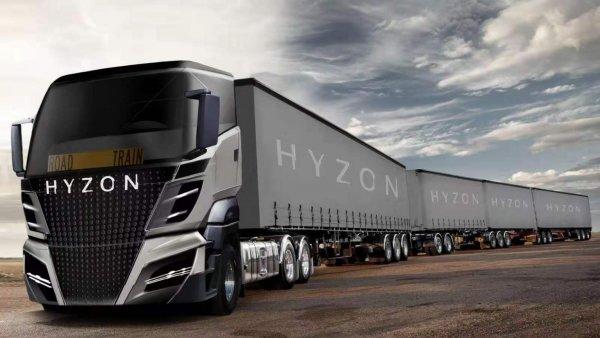 Hyzon Motors will den europäischen Straßenverkehr revolutionieren. Neue Investition in den Niederlan