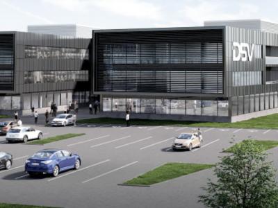 Ogromna inwestycja DSV. To ma być największe centrum logistyczne w Europie