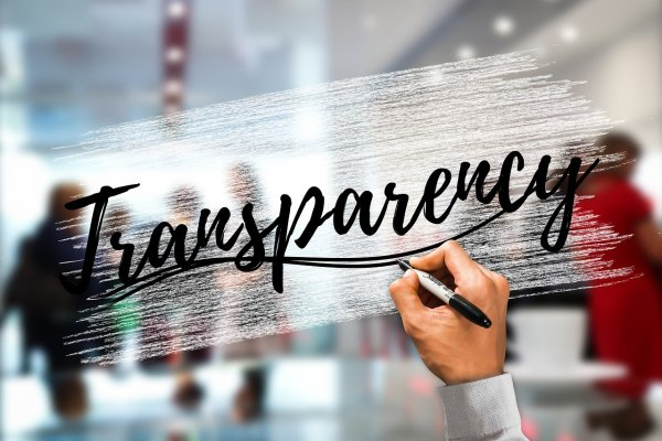 How much transparency suits you?