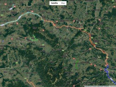 A fost semnat contractul pe primul tronson din Autostrada Transilvania din județul Sălaj
