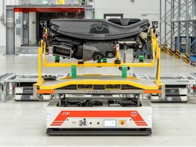 """Porsche steigt bei """"serva transport systems"""" ein"""