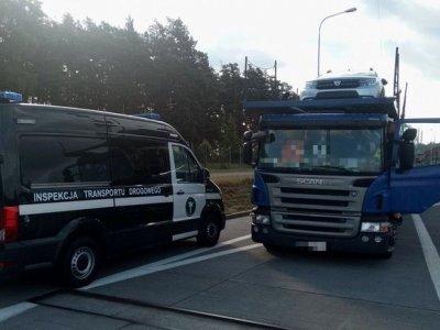 Vairavo pertraukos metu. Vairuotojas iš Lietuvos sumokėjo 450 Eur baudą, blogiau su vežėju