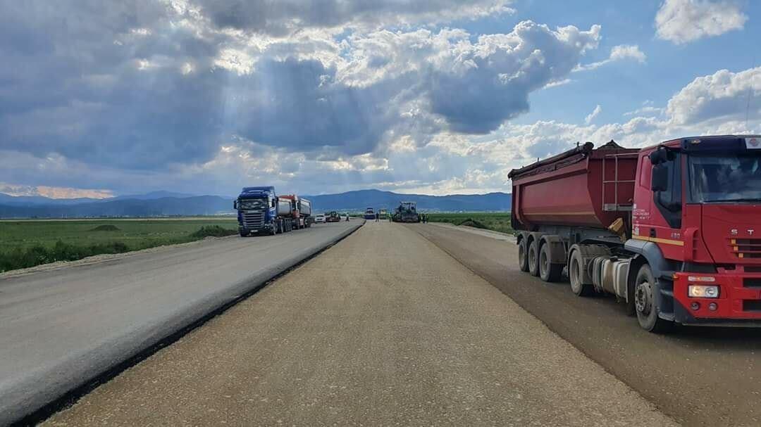Restricții de trafic pe DN 7, Valea Oltului pâna la 30 septembrie