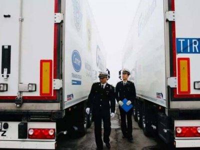 O nouă conexiune rutieră Europa – China a fost lansată recent