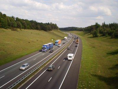 Новые ставки дорожных сборов в Нидерландах. Километр будет стоить 14,9 центов