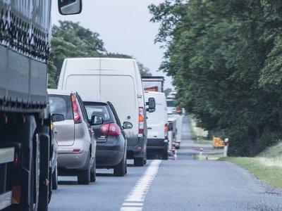 ACE: Jeder dritte Lkw fährt zu dicht. Fatale Folgen der Drängelei