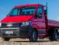 Az összkerék meghajtás elérhető az MAN könnyű teherautóiban 5,5 tonnáig