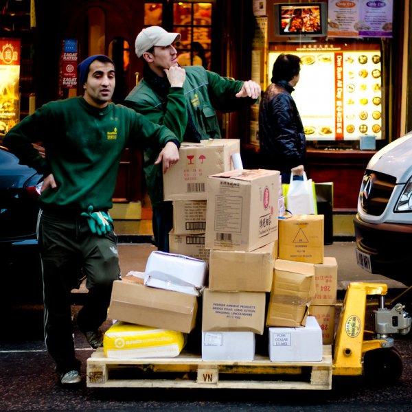 Logistischer Endspurt nach turbulentem Jahr
