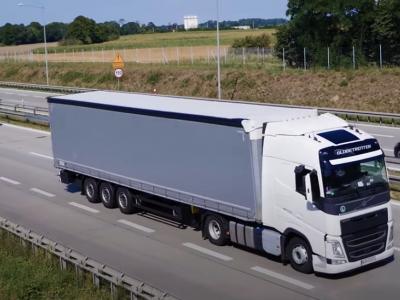 Eine kontroverse Idee der Briten. Werden die Lastkraftwagenfahrer auf die unterste Stufe herabgesetzt?