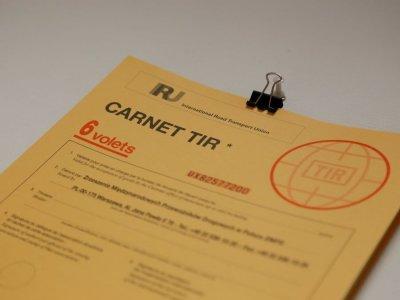 Rosja nie akceptuje karnetów TIR z przedłużonym terminem. Możliwy jest tylko jeden kierunek