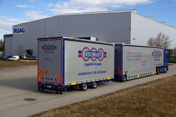 Németország és Néderland között is közlekedhetnek már a hosszú teherautók