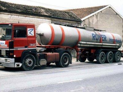 Historia transportu – odc. 125. W czym tkwił sekret wydajności francuskich przewoźników w latach 80. i 90.