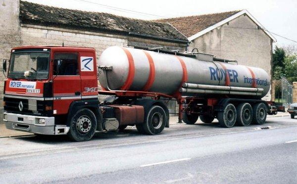 Historia transportu – odc. 125. W czym tkwił sekret wydajności francuskich przewoźników w latach 80.