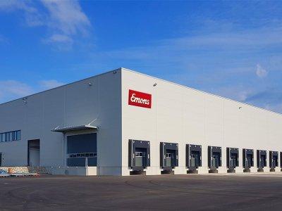 Emons entwickelt sein Netzwerk in Tschechien