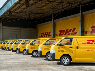 Deutsche Post DHL Group post record-breaking results