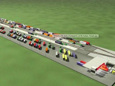 Kalė uoste prasidėjo intermodalinio terminalo statyba. Ką žada investuotojai?