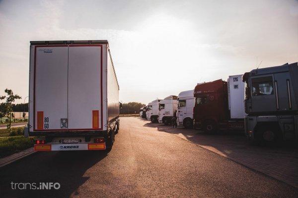 Zmiany w zakazach ruchu ciężarówek w dwóch niemieckich landach