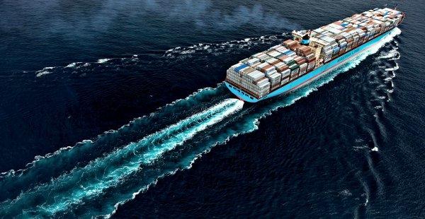 """""""Maersk"""" įveda naują mokestį. Įmonė skatina klientus keisti savo įpročius"""