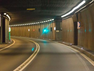 Tunel na obwodnicy Brukseli będzie częściowo nieprzejezdny