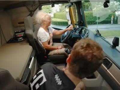 Take a ride! MAN Truck & Bus überrascht mit seinem neuen Werbefilm [Video]