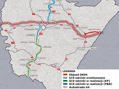 Duże zmiany na A4. Do października ruch do granicy z Ukrainą będzie utrudniony