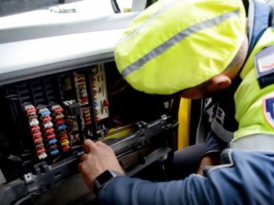 Fünf spektakulärste Strafen, die gegenüber Betrügern im Straßengüterverkehr verhängt wurden