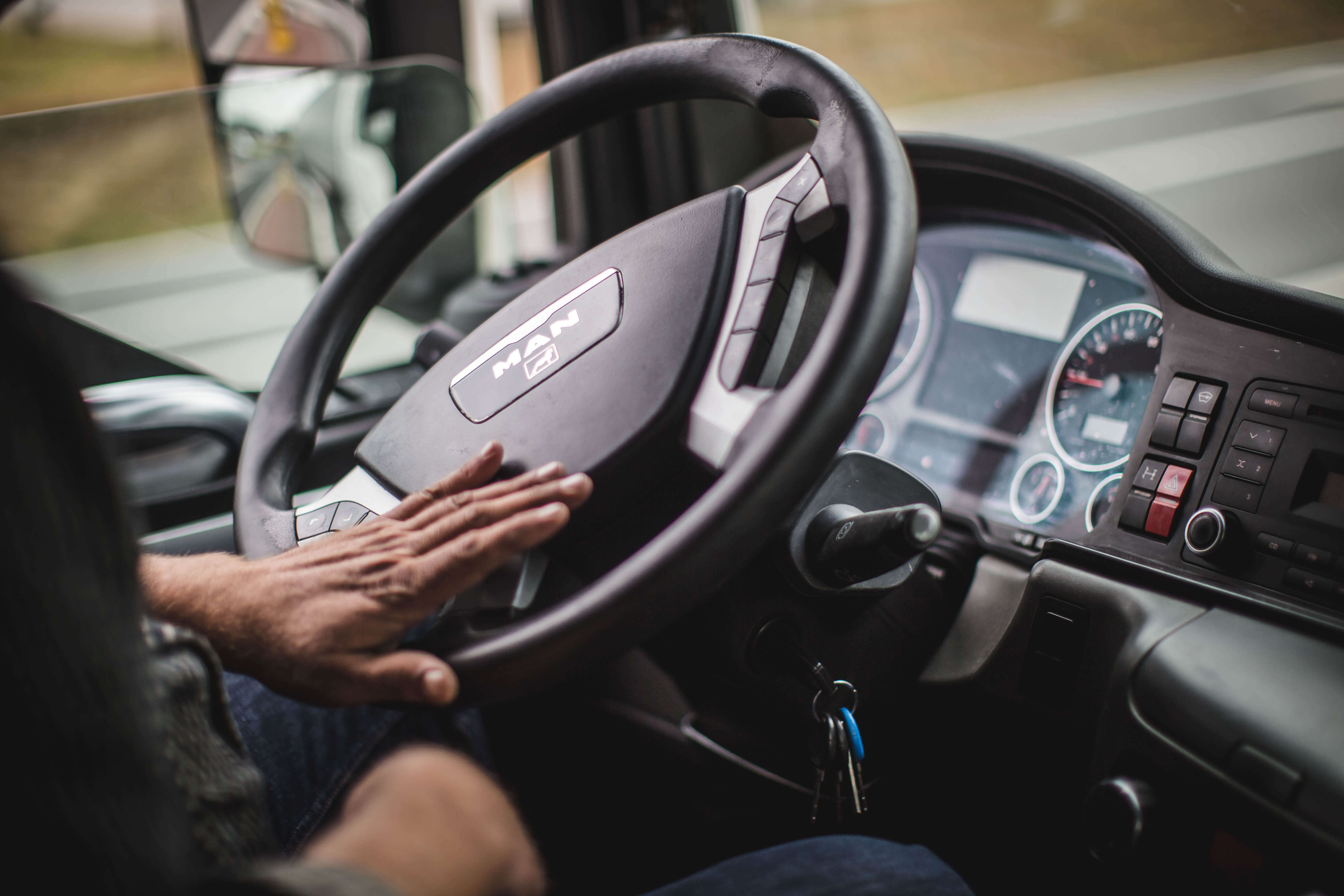 Worcestershire driving instructor says HGV testing backlog will take 18 months to clear