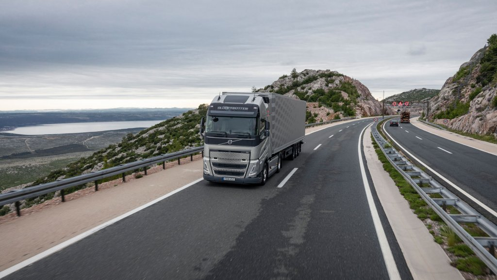 Check out the new Volvo FH designed with the driver in mind