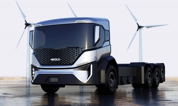 """""""Game-changer"""" order for Nikola: at least 2,500 electric trucks for one customer"""