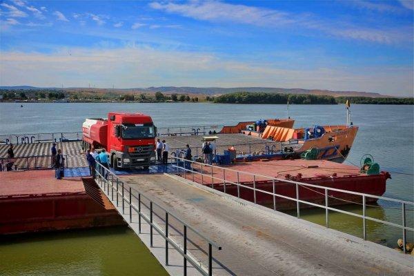 Открыт новый пункт пропуска между Украиной и Румынией. Это прямой выход в Евросоюз