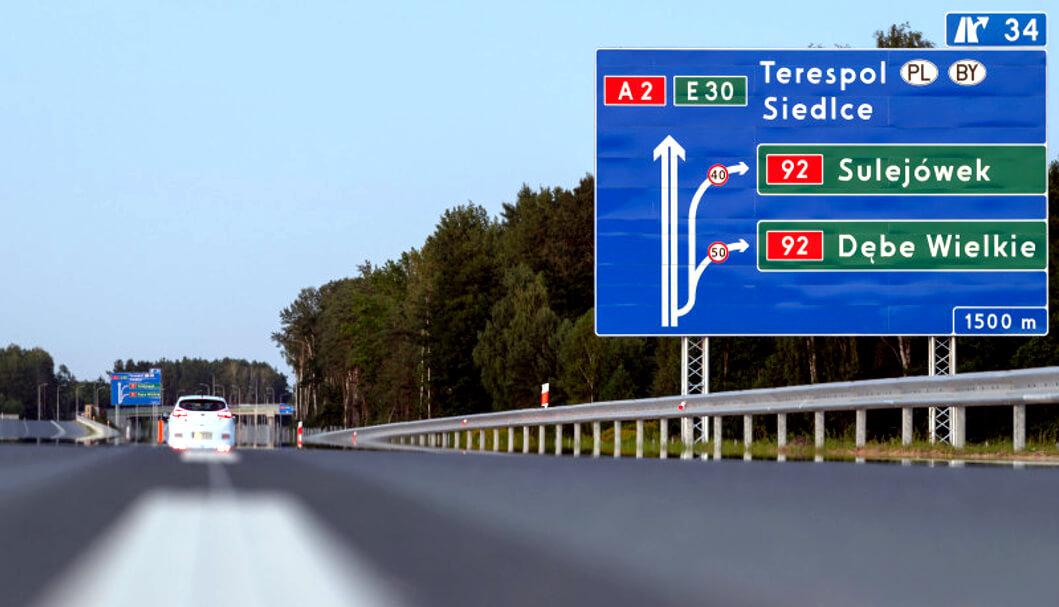 Nowy odcinek autostrady dostępny od dzisiaj