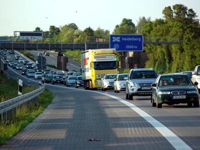 Внимание – пробки в выходные. О заторах предупреждают немцы и австрийцы