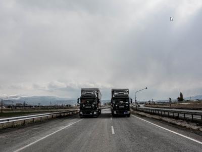 """FORT: """"Analiza la zi a transporturilor rutiere ne arată o prăbușire dramatică a afacerilor din domeniu"""""""