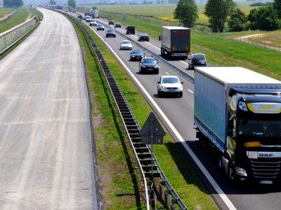 Затруднения на самой длинной польской автомагистрали А4. С 8 августа начался 4-месячный ремонт