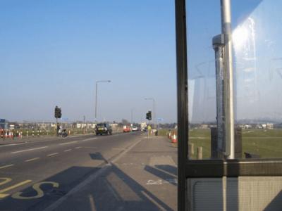 Eismo trukdžiai britų kelyje link Doverio uosto
